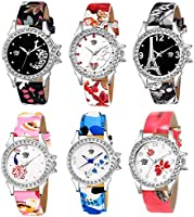 SWADESI STUFF Analogue Women's Watch (Multicolour Dial Multicolou