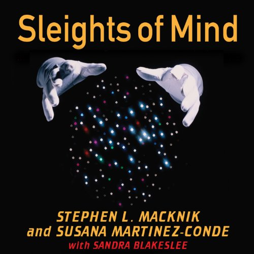 Sleights of Mind audiobook cover art