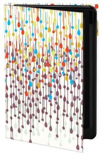 Keka designerbeschermhoes voor Apple iPad 2/3 / 4 design candy kroonluchter van Khristian Howell
