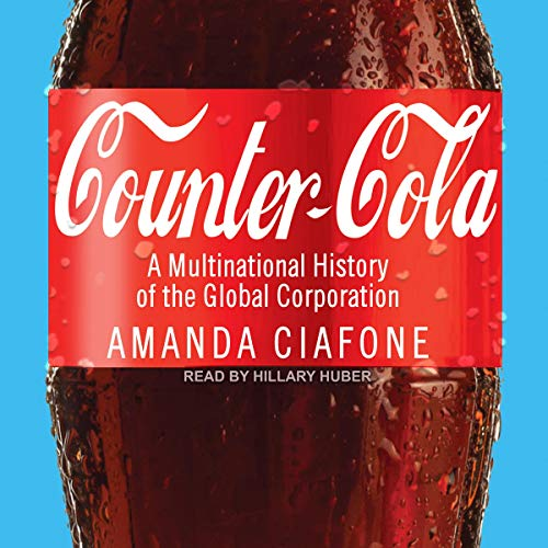 Counter-Cola audiobook cover art