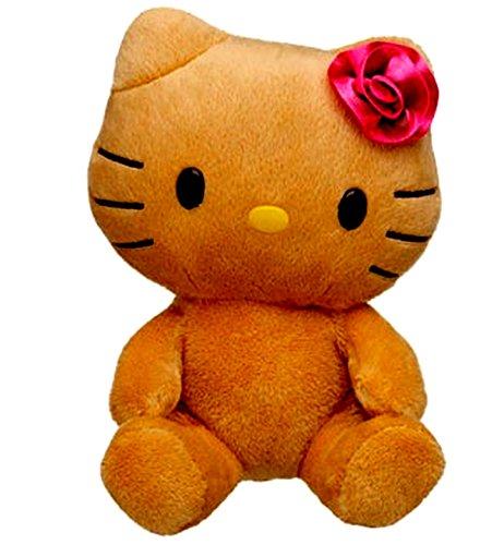 Build a Bear Workshop Tropical Hello Kitty SF Smallfrys Mini 7 in. Sanrio HK Stuffed Plush Toy Animal