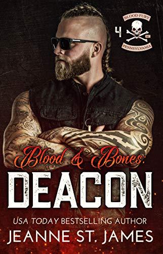 Blood & Bones: Deacon (Blood Fury MC Book 4)