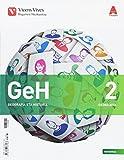 GEH 2 NAFARROA (HISTORIA/GEO)+SEP GEO 3D IKA: Geografia I Historia. ESO 2: 000002 - 9788468237183