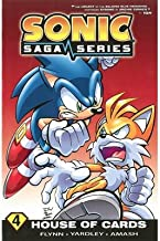 Sonic Saga Series 4: House of Cards (Sonic Saga) - Street Smart [ Sonic Saga Series 4: House of Cards (Sonic Saga) - Street Smart by Sonic Scribes ( Author ) Paperback Oct- 2013 ] Paperback Oct- 22- 2013