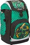 LEGO Unisex Kids 20193-2101 Backpack, Green, One Size