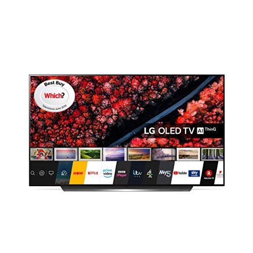 LG Electronics OLED55B9PLA 55-Inch UHD 4K HDR Smart OLED TV with...