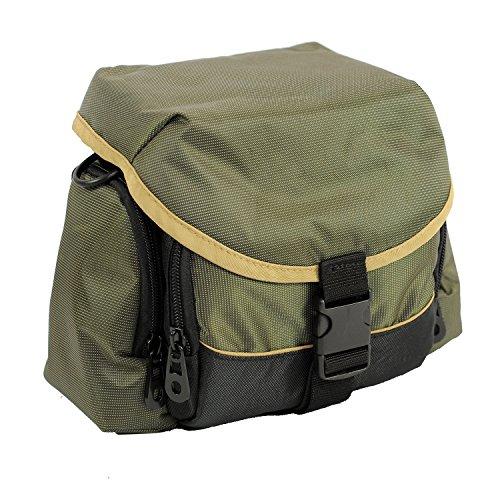 Kameratasche / Schultertasche / Universaltasche mit Schultertragegurt / Innenfach: 13 (L) x 9 (B) x 16 (H) cm (1x Tasche)