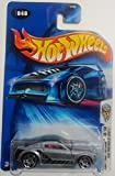 2004 Hot Wheels Toys R Us Exclusive Zamac First Editions Ford Mustang GT Concept Unpainted #2004-048 by Hot Wheels