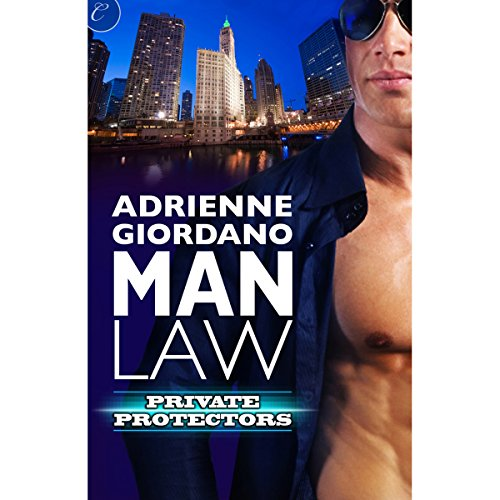 Man Law audiobook cover art