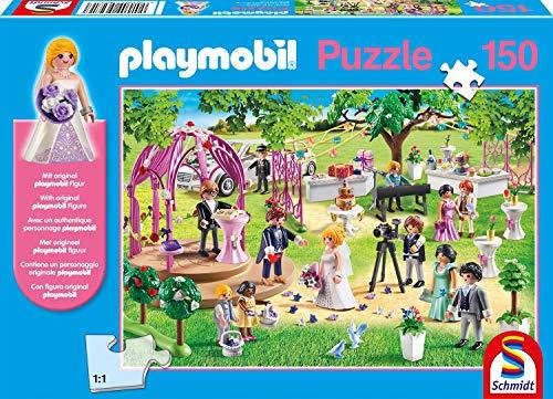 Playmobil, Bruidspaviljoen, 150 stukjes Puzzel