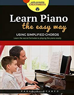 Learn Piano the Easy Way: Using Simplified Chords