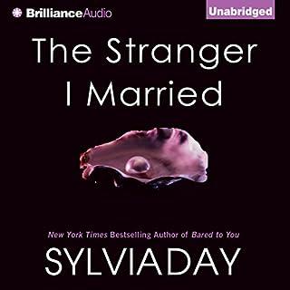 The Stranger I Married audiobook cover art