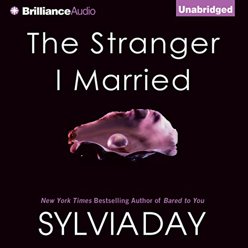 The Stranger I Married audiobook cover art