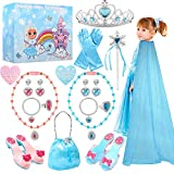 TERTOY Princess Dress Up Shoes & Jewelry Boutique - Princess...