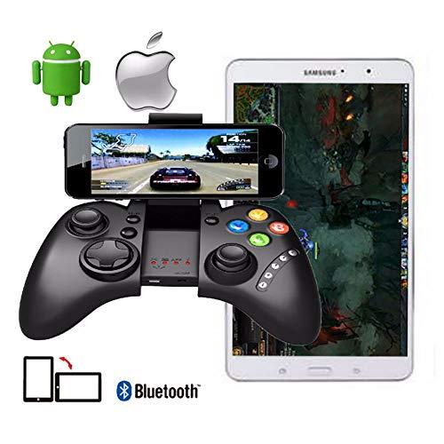 GuangXin Regulador del Juego, Joystick inalámbrico de Gamepad de Bluetooth para el teléfono/iPad/Tablet PC del samrt