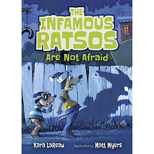 Couverture de The Infamous Ratsos Are Not Afraid