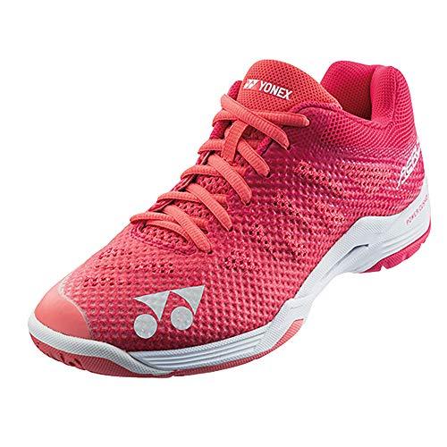 YONEX Aerus 3 Damen Schuhe, Rot (Rose), 40 EU
