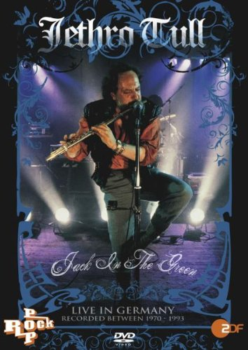 Jethro Tull - Jack in the Green - Rockpop In Concert (DigiPack Ltd. Edition)