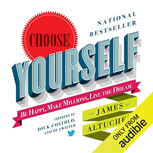 Choose Yourself! Titelbild