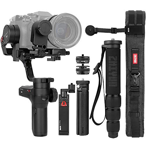 Zhiyun (Official) Weebill Lab 3-Axis Gimbal Stabilizer for Mirrorless Cameras (Creator Package)
