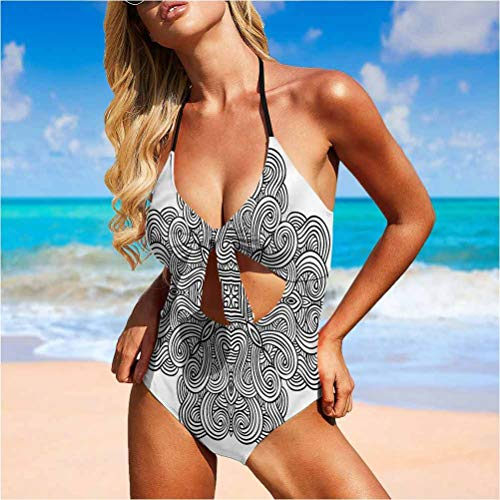 Two Piece Bikini Set Ancient Celtic Art Complexion