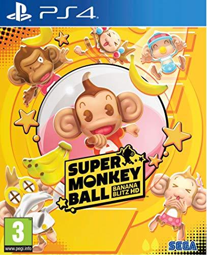 Super Monkey Ball: Banana Blitz HD – PS4