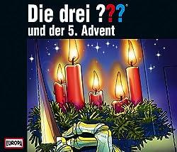 Die drei Fragezeichen und der 5. Advent