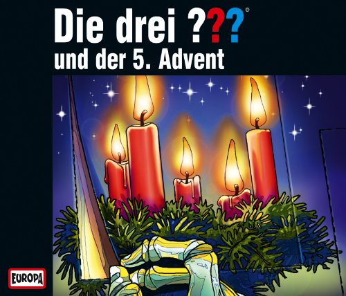 Die Drei ??? Der 5. Advent 3er Box [Audio-CD]