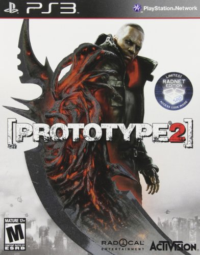Activision Prototype 2, PS3 - Juego (PS3)