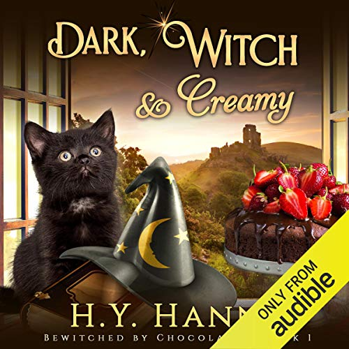 Dark, Witch & Creamy: Bewitched by Chocolate Mysteries, Book 1