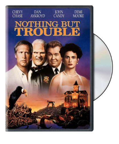 Nothing But Trouble (1991) (DVD)