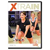 Cathe Friedrich XTrain Legs Exercise DVD - Lower Body Workout Builds...