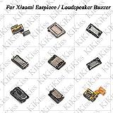 Lysee Mobile Phone Flex Cables - KiKiss LoudSpeaker Buzzer Ringer /Earpiece Ear Speaker Receiver For Xiaomi Max Note M4C M4 6X 5S plus 5X Redmi 2 2A 2S Note3G/4G - (Color: M4C Earpiece)
