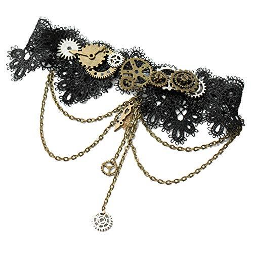 dream cosplay Lolita Halsband Halskette Gothic Steampunk Zubehör