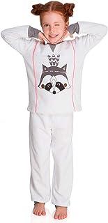 Pijama Longo Soft Guaxinim Kids