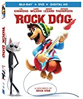 Rock Dog/ [Blu-ray] [Import]