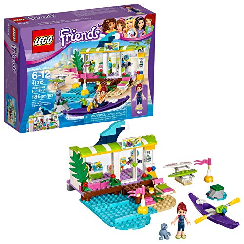 LEGO Friends Heartlake Surf...