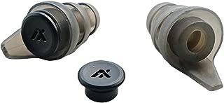 AXIL XP Reactor Earplugs, 33 dB, Smoke