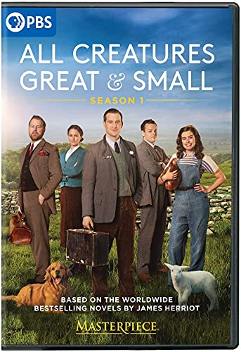 Masterpiece DVD : All Creatures Great And Small