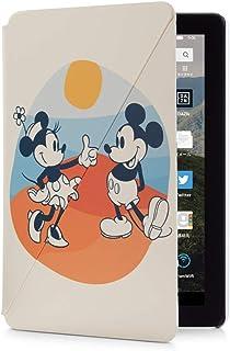 Amazon純正カバー ( 2020年発売 第10世代 Fire HD 8, Fire HD 8 Plus用) Disney ミッキー& ミニー