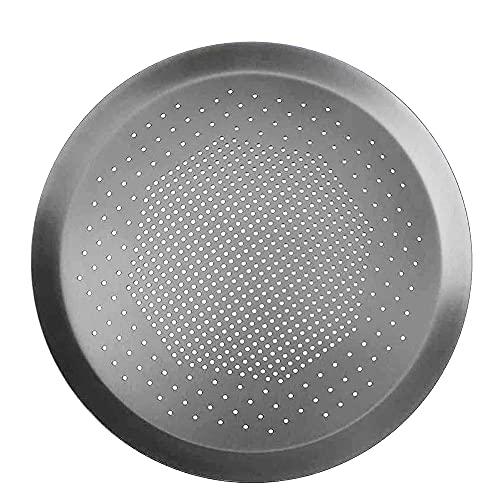 NEL Pizza Pan 10 'Pizza Bakeware antiadherente redondo Pizza Pan bandeja molde herramientas para hornear