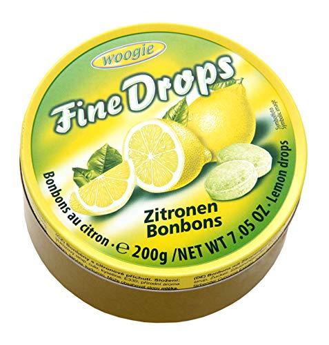 Woogie Zitronen-Bonbons