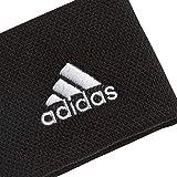Nike Coppia di Polsini da Tennis Swoosh Wristbands Wimbledon Indian Wells Roland Garros Court Purple - Volt