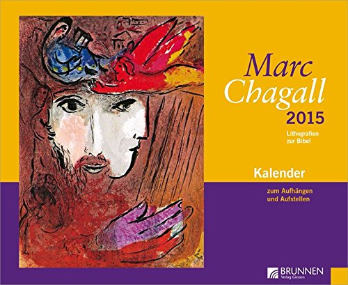 Marc Chagall Kunstkalender 2015