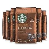 Starbucks Medium Roast Ground Coffee — Colombia — 100% Arabica —...