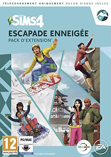 Pack d'Extension Les Sims 4 Escapade Enneigée (PC)