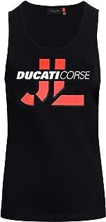 DUCATI Felpa Donna Company 09 Sweatjacke Donna Rosso Taglia XL 986644036
