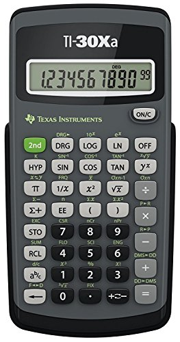 ti 30xa calculator - 2