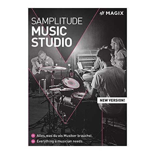 Samplitude Music Studio 2021. Alles, was du als Musiker brauchst. | Standard | PC | PC Aktivierungscode per Email