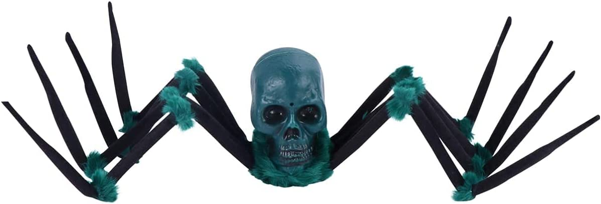 wasd Halloween Spider Toy Challenge the lowest price of Japan ☆ A surprise price is realized Electric Horror Hairy Realistic